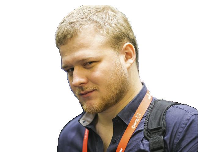Подовжний Виталий - основатель сервиса OverLead.me